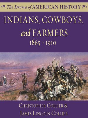 cover image of Indians, Cowboys, and Farmers