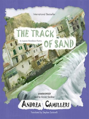 cover image of The Track of Sand