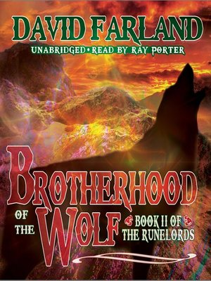 cover image of Brotherhood of the Wolf