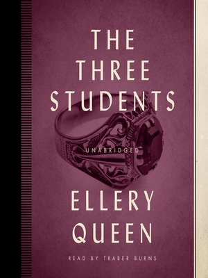 cover image of The Three Students
