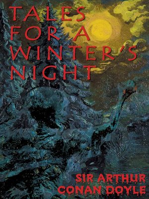 cover image of Tales for a Winter's Night