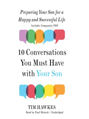 cover image of Ten Conversations You Must Have with Your Son
