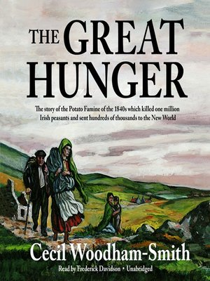 cover image of The Great Hunger
