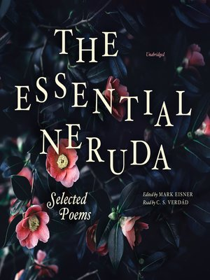 cover image of The Essential Neruda