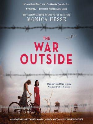 cover image of The War Outside