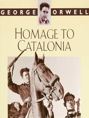 cover image of Homage to Catalonia