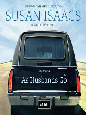 cover image of As Husbands Go