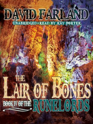 cover image of The Lair of Bones