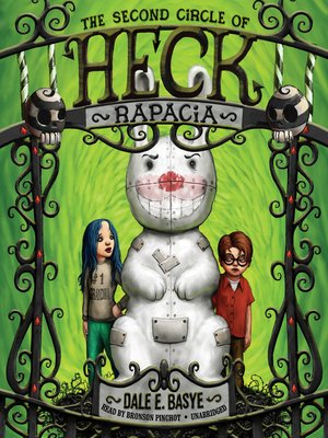 cover image of Rapacia: The Second Circle of Heck
