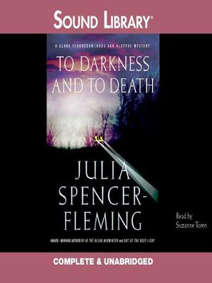 cover image of To Darkness and To Death