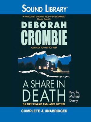 cover image of A Share in Death