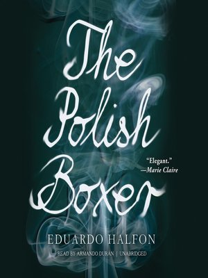 cover image of The Polish Boxer