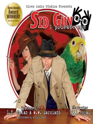 cover image of Sid Guy: Private Eye