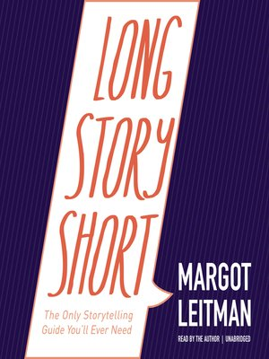 cover image of Long Story Short