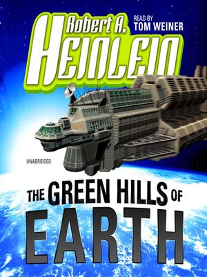 cover image of The Green Hills of Earth