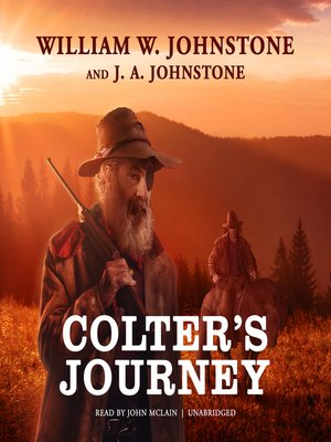 cover image of Colter's Journey