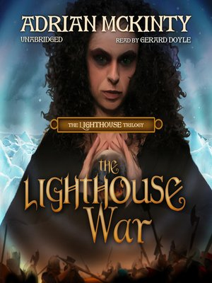 cover image of The Lighthouse War