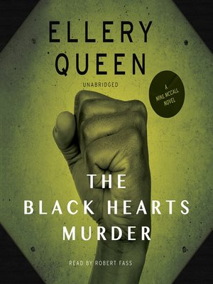 cover image of The Black Hearts Murder