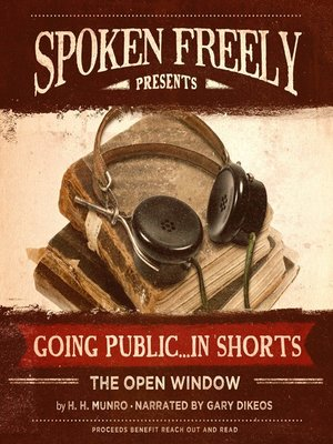 cover image of The Open Window