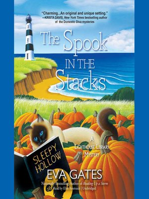 cover image of The Spook in the Stacks