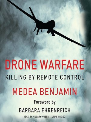 cover image of Drone Warfare