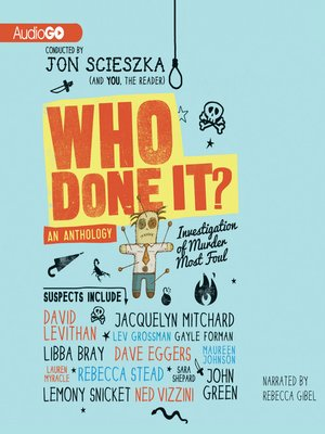cover image of Who Done It?