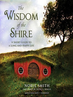 cover image of The Wisdom of the Shire