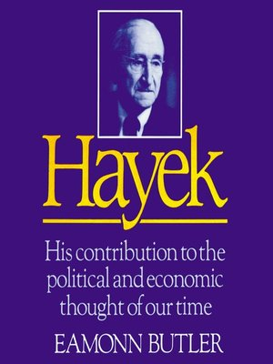 cover image of Hayek