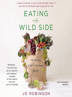 cover image of Eating on the Wild Side