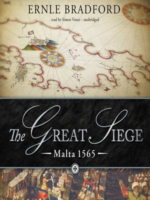 cover image of The Great Siege
