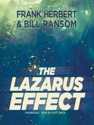 cover image of The Lazarus Effect