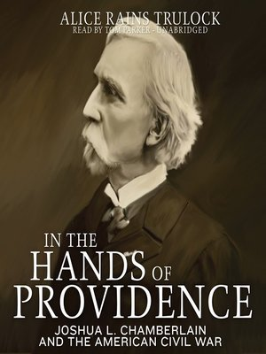 cover image of In the Hands of Providence