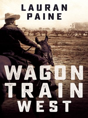 cover image of Wagon Train West