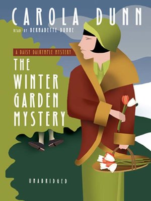 cover image of The Winter Garden Mystery