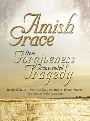 cover image of Amish Grace