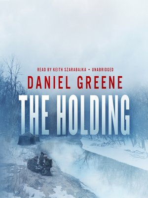 cover image of The Holding