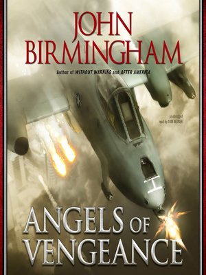 cover image of Angels of Vengeance