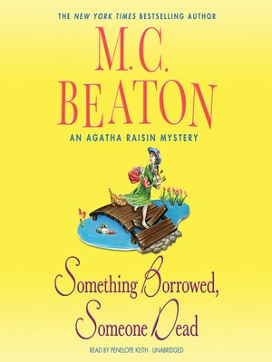 agatha raisin something borrowed someone dead epub