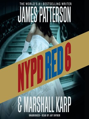 cover image of NYPD Red 6