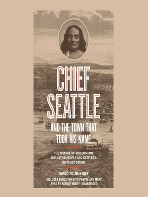 cover image of Chief Seattle and the Town That Took His Name