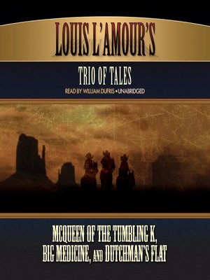 cover image of Trio of Tales
