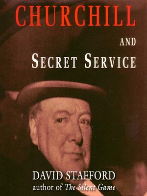 cover image of Churchill and Secret Service