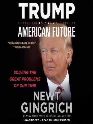 cover image of Trump and the American Future