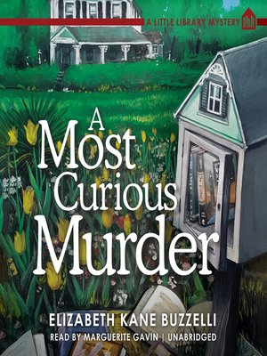 cover image of A Most Curious Murder