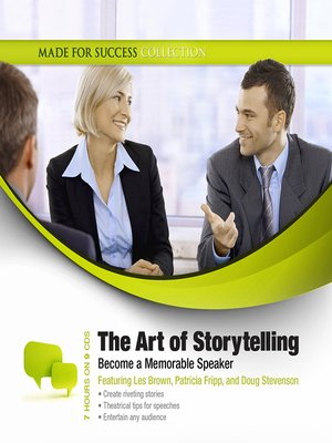 cover image of The Art of Storytelling
