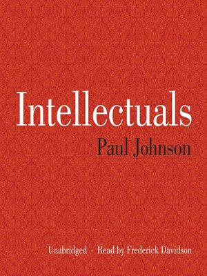 cover image of Intellectuals