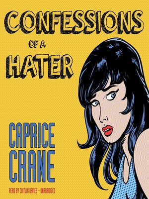 cover image of Confessions of a Hater