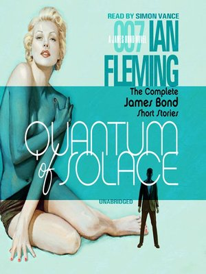 cover image of Quantum of Solace