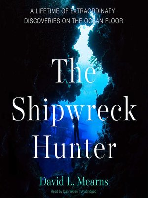 cover image of The Shipwreck Hunter