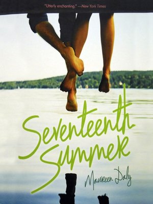 cover image of Seventeenth Summer